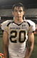 Thorsten Balmer (1st Team All State RB) Football Recruiting Profile