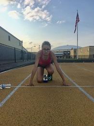Chandler Holder's Women's Track Recruiting Profile