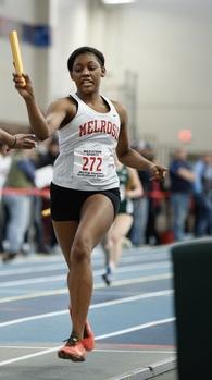 Kaleya Casterlow's Women's Track Recruiting Profile