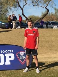 Hayden Worswick's Men's Soccer Recruiting Profile