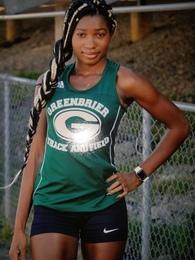 Cori Moses's Women's Track Recruiting Profile