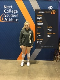 Tayte Helton's Women's Volleyball Recruiting Profile