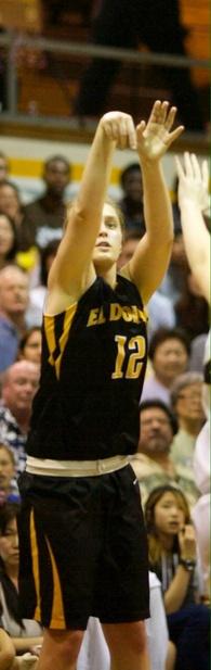 Jaylin Jones's Women's Basketball Recruiting Profile