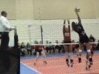 Telia Harris's Women's Volleyball Recruiting Profile