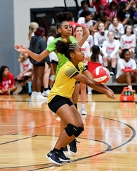Nia Bourgeois's Women's Volleyball Recruiting Profile