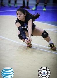 Jangelyz Ramirez's Women's Volleyball Recruiting Profile