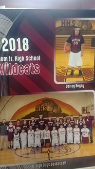 Dalray Begay's Men's Basketball Recruiting Profile
