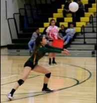 Kyla Sandoval's Women's Volleyball Recruiting Profile