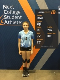 Stevie Vigil's Women's Volleyball Recruiting Profile