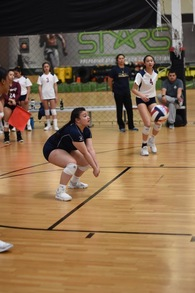 Meilani Ines's Women's Volleyball Recruiting Profile