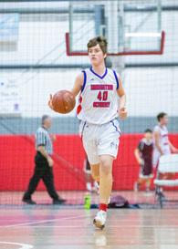Riley Lennon's Men's Basketball Recruiting Profile