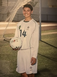 Andrew Salas's Men's Soccer Recruiting Profile