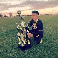 Jose Rosales's Men's Soccer Recruiting Profile