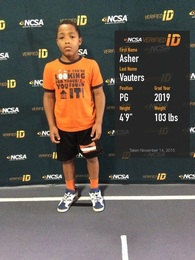 Asher Vauters's Men's Basketball Recruiting Profile
