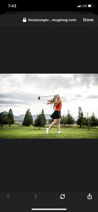 Lauren Sandfort's Women's Golf Recruiting Profile