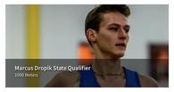 Marcus Dropik's Men's Track Recruiting Profile