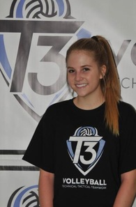 Paige Drechsel's Women's Volleyball Recruiting Profile