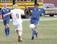 Nicholas Morales's Men's Soccer Recruiting Profile