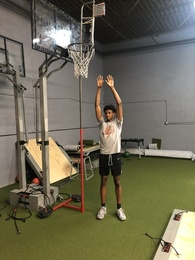 Elijah Jones's Men's Basketball Recruiting Profile