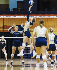Catherine Lederman's Women's Volleyball Recruiting Profile
