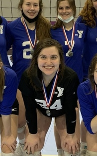 Sarah Angel's Women's Volleyball Recruiting Profile