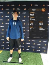 Noah Myers's Football Recruiting Profile