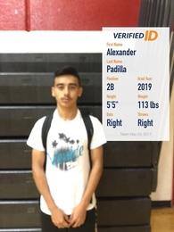 Alexander Padilla's Baseball Recruiting Profile