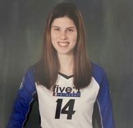 Adrianna Mileski's Women's Volleyball Recruiting Profile