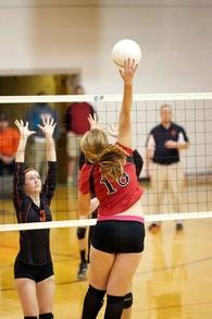 Abigayle Deubner's Women's Volleyball Recruiting Profile