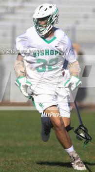 James Wyman's Men's Lacrosse Recruiting Profile