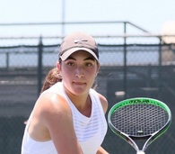 Alexandria Carbone-Larson's Women's Tennis Recruiting Profile