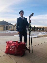 Ben Cochrane's Men's Ice Hockey Recruiting Profile