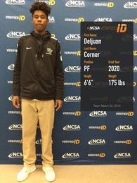 Deljuan Corner's Men's Basketball Recruiting Profile