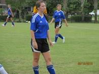 Sarah Feakins's Women's Soccer Recruiting Profile