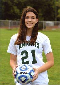 Kaylee Babasade's Women's Soccer Recruiting Profile