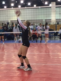 Kate Aupperle's Women's Volleyball Recruiting Profile