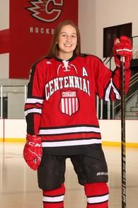 Megan Goodreau's Women's Ice Hockey Recruiting Profile