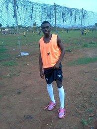 Adomako Mensah's Men's Soccer Recruiting Profile