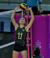 Ezgi Ozkan's Women's Volleyball Recruiting Profile