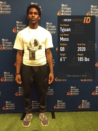 Ty Moss's Football Recruiting Profile