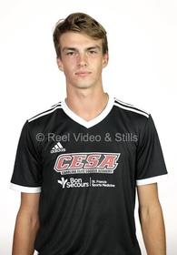 Collier Tharpe's Men's Soccer Recruiting Profile