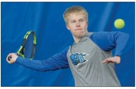 Caleb Beidle's Men's Tennis Recruiting Profile