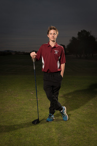 Stefan McBurney's Men's Golf Recruiting Profile