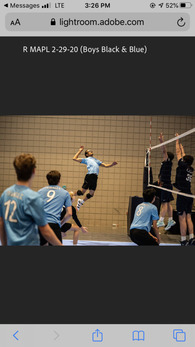 Luis Rivera's Men's Volleyball Recruiting Profile