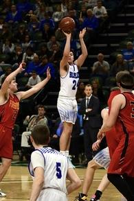 Carson Lamp's Men's Basketball Recruiting Profile