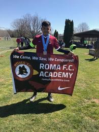 Matthew Noguez's Men's Soccer Recruiting Profile