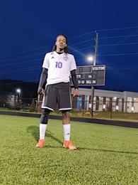 Goldton Williams's Men's Soccer Recruiting Profile