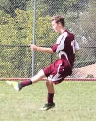 Alexander Verosto's Men's Soccer Recruiting Profile