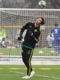 Kaelen Matascastillo's Men's Soccer Recruiting Profile