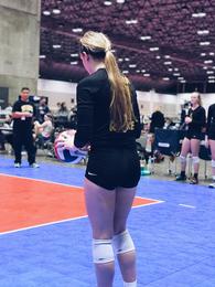 Josie Pumphrey's Women's Volleyball Recruiting Profile